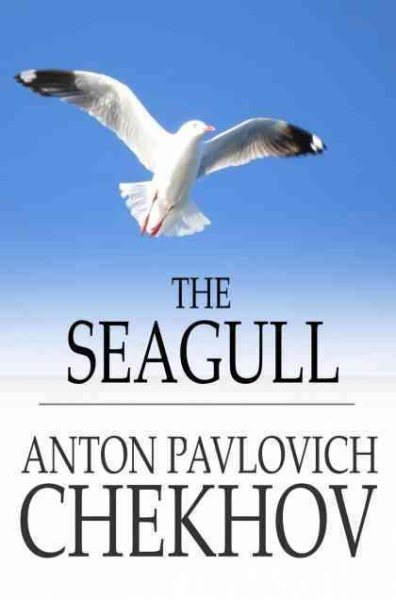 The Seagull book jacket