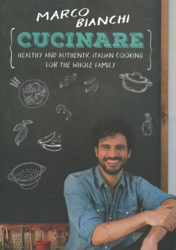 Cucinare: Healthy and Authentic Italian Cooking for the Whole Family(book-cover)