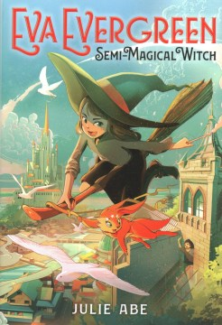 Semi-Magical Witch