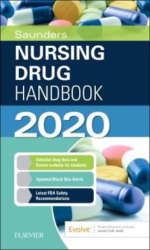 Saunders Nursing Drug Handbook, 2020