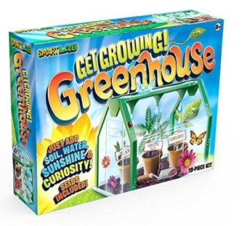 Get Growing! Greenhouse