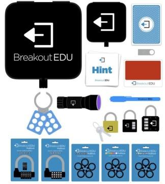 Breakout Edu Kit and Platform Access