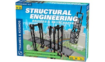 Structural Engineering Bridges & Skyscrapers