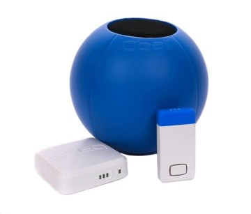 Qball Throwable Wireless Microphone 2.4ghz