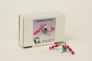 Bristlebots 4 Pack