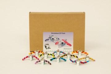 Bristlebot 25 Pack