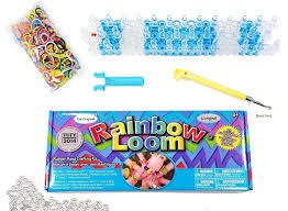 The Original Rainbow Loom Rubber Band Crafting Kit