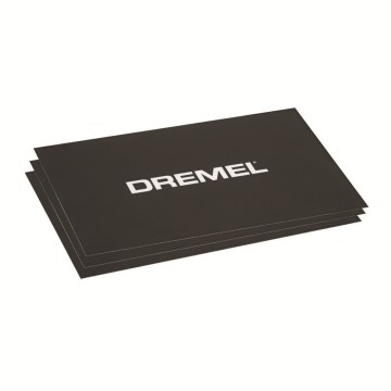 Dremel Build Sheet (Pack of 3)