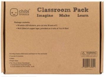 Chibitronics Classroom Pack