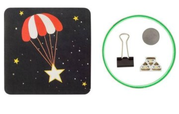 Chibitronics Craft With Circuits Chibi Lights Led Circuit Stickers Intro Kit