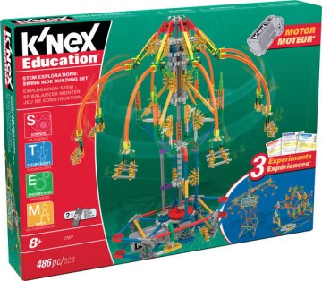 Stem Explorations- Swing Ride Building Set