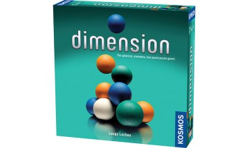 Dimension the Spherical, Stackable, Fast Paced Puzzle Game!