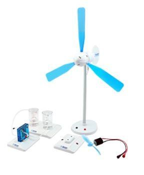 Wind to Hydrogen Science Kit