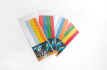 3d Doodler Mix Pack #1 (White, Mint, Yellow, Orange)