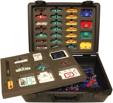 Snap Circuits Extreme Educational 750 Exp
