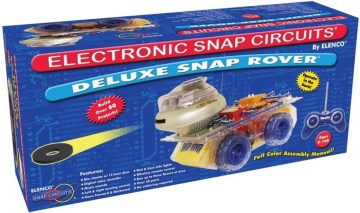 Electronic Snap Circuits Deluxe Snap Rover