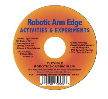 Robotic Arm Edge Activities & Experiments