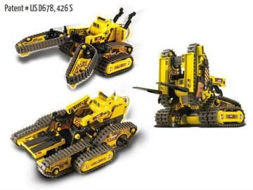 3 in 1 ATR, All Terrain Robot