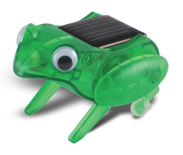 Happy Hopping Frog Build It Yourself Educational Mini Solar Kit