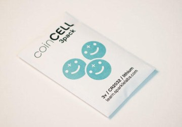 Coin Cell 3 Pack Cr2032
