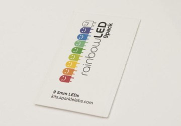 Rainbow Led Set
