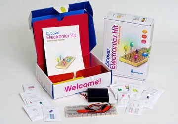 Discover Electronics Kit + Online Video Course
