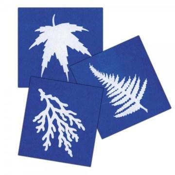 Sun Sensitive Paper