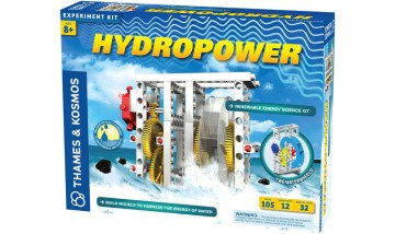 Hydropower Renewable Energy Science Kit