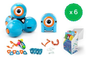 Wonder Workshop 6 Classroom Pack