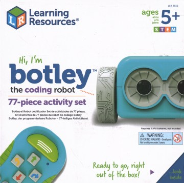 Botley the Coding Robot 77-piece Activity Set