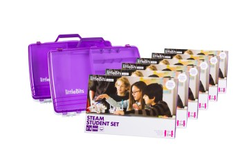 Littlebits Steam Education Class Pack 18 Students