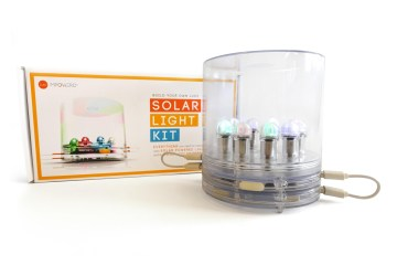 Build-your-own Luci.--solar Light Kit