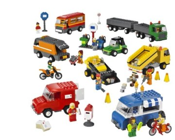 Vehicles Set