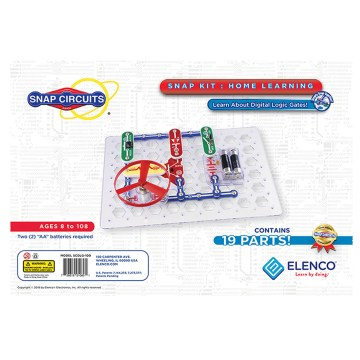 Snap Circuit Home Learning
