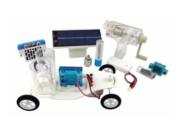 Electric Mobility Experiment Set Fcjj-30