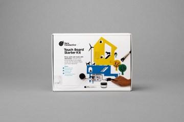 Touch Board Starter Kit