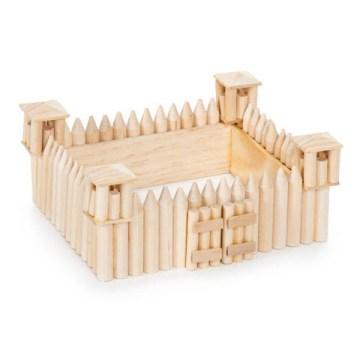 Wood Model Fort
