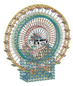 6 Foot Ferris Wheel 6 Pieds La Grande Roue