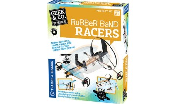 Rubber Band Racers.