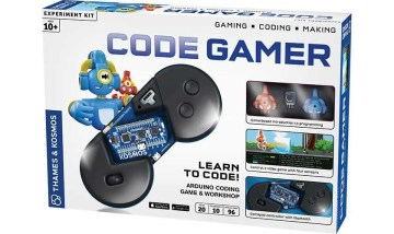 Code Gamer Gaming, Coding, Making