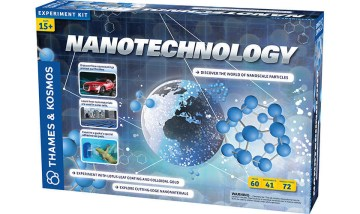Nanotechnology Discover the World of Nanoscale Particles
