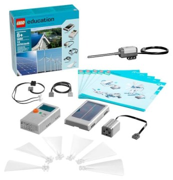 Ev3 Science Add-on Pack