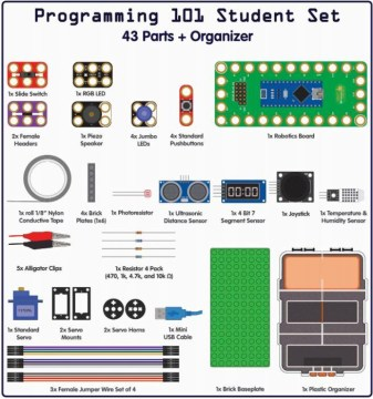 Programming 101 8 Pack