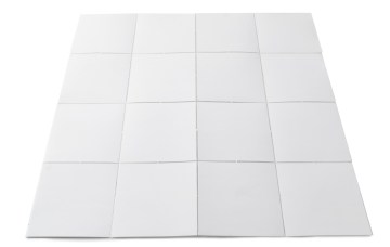 4x4 Fold-out Whiteboard