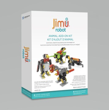 Jimu Robot Animal Add on Kit