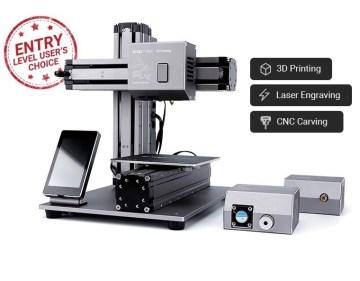 Snapmaker 3-In-1 3-D Printer