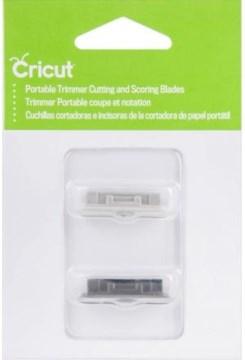 Cricut Portable Trimmer Repl Scoring Edge And Blade