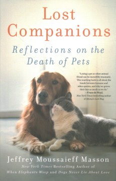 Lost Companions: Reflexions on the Death of Pets(book-cover)