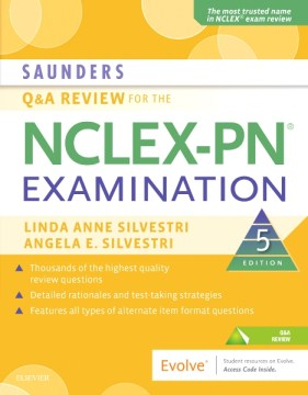 Saunders Q&A Review for the NCLEX-PN Examination
