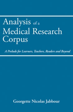 Analysis of a Medical Research Corpus